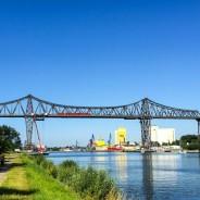 Mit dem Rad am Nord-Ostsee-Kanal