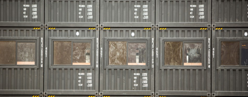 Untaugliche Container